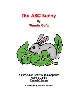 ABC Bunny Curriculum Pack