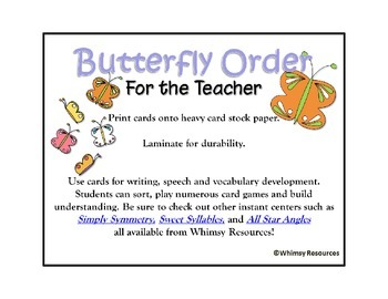 ABC Butterflies