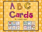 ABC CARDS Freebie