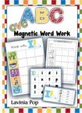 Alphabet - CVC Word-Building Mats