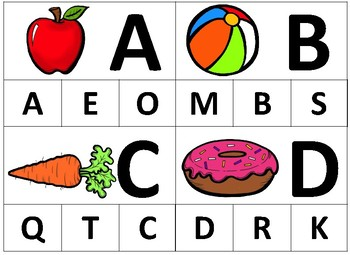 ABC Cards (Color)