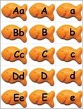 ABC Cards - Goldfish