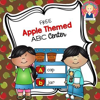 ABC Center {FREEBIE}