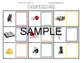 ABC Centers Set 4 - Printable, Ready to Use! PreK-1 Literacy Centers