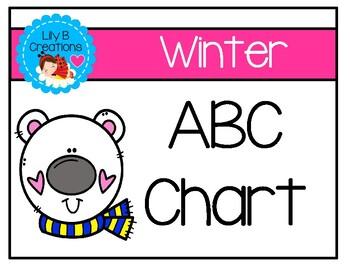 ABC Chart - Winter