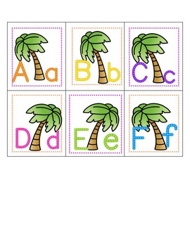 ABC Chicka Boom Letters