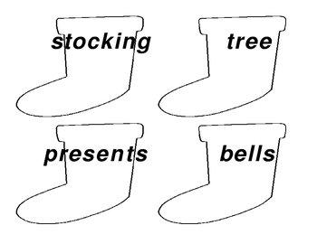 ABC Christmas Stockings