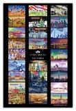 ABC Cities around the World Video and Bookmark