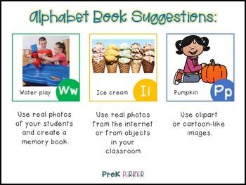 ABC Class Book {{EDITABLE}}