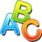 ABC Clipart Icon