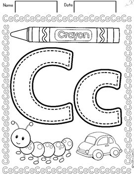 ABC Color Me