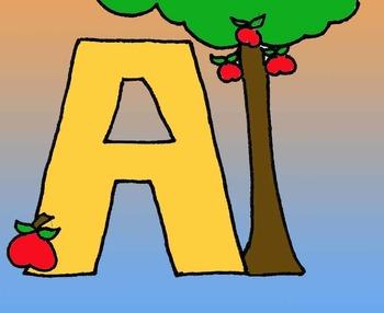 ABC Color Sheets