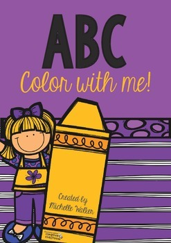 ABC: Color with me