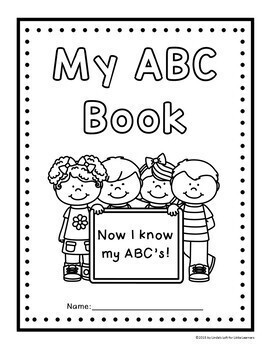 Abcs for the little gs coloring book