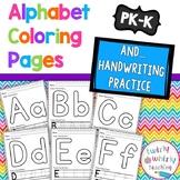ABC Coloring Sheets
