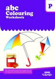 ABC Coloring Worksheets