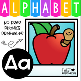 The Letter A! Alphabet Letter of the Week Package now with Google ™ & Seesaw ™