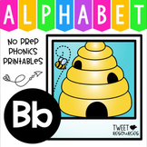 Alphabet Letter Of The Week Program - Alphabet Letter B Package