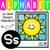 Alphabet Letter Of The Week Program - Alphabet Letter S Package