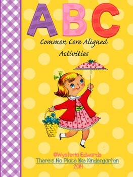 ABC Common Core Aligned Activities