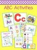 ABC Common Core Aligned Activities