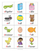 ABC Memory / Concentration Games