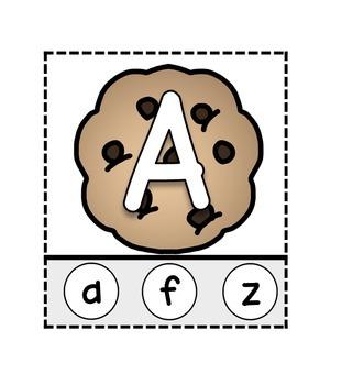 ABC Cookie Clip {FREEBIE}