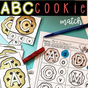 ABC Cookie Clip {FREE}