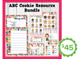 ABC Cookie Resource Bundle Printables Download Girl Scouts