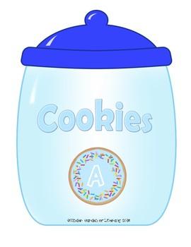 ABC Cookie Sort