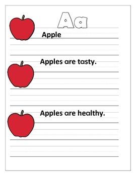 ABC'S Handwriting