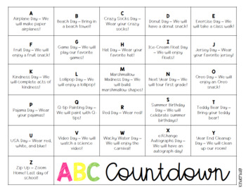 ABC End of Year Countdown