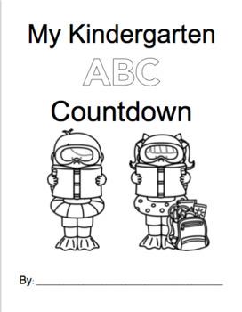ABC Countdown Writing