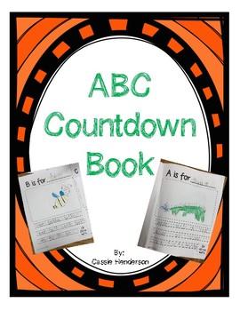 ABC Countdown book
