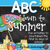 ABC Countdown to Summer!