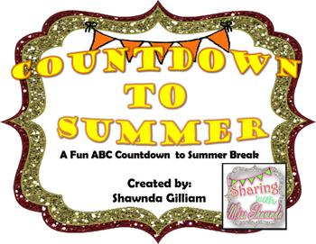 ABC Countdown to Summer Break