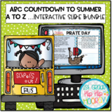 ABC Countdown to Summer...Interactive Google Slides...A to