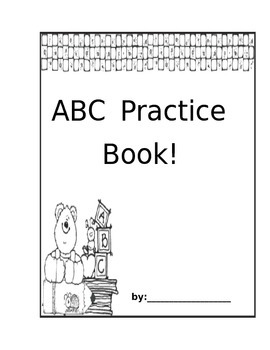 ABC Cover page!