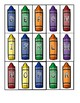 ABC Crayons Puzzle