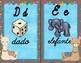 ABC Cursivo Llamas /Alpacas