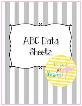 ABC Data Sheets