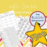 ABC Data Sheets