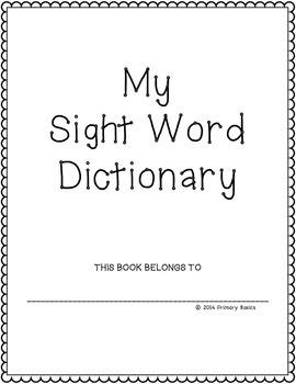 ABC Dictionary