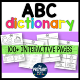 Alphabet Dictionary for Letters and Letter Sounds