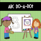 ABC Do-A-Dot Craft Painting