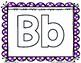 ABC Doh Mats FREEBIE