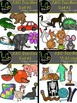 ABC Doodles Beginning Sound Graphics Set #2 ~ by LG Doodles