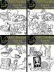 ABC Doodles Beginning Sound Graphics Set #2 ~ by LG Doodles