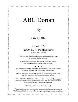ABC Dorian