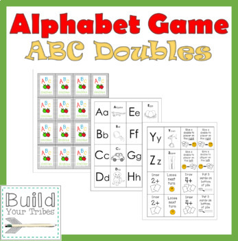 ABC Doubles Game